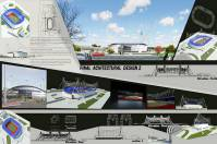 دانلود پروژه کامل استادیوم